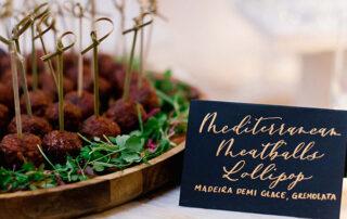 Catering Company San Diego - La Jolla