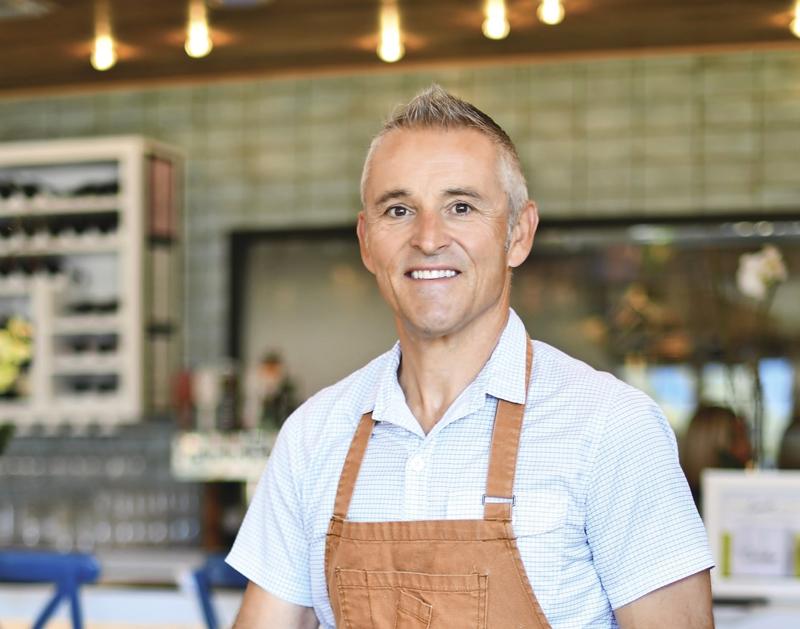 Chef Giuseppe Ciuffa San Diego & La Jolla