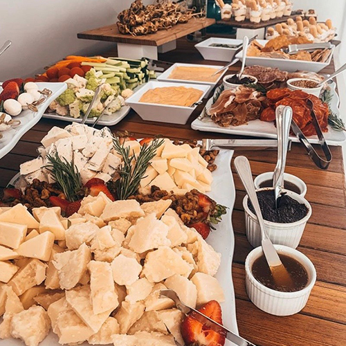 Catering Buffet San Diego